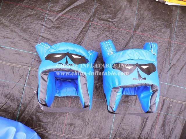 SS1-1 Adult Bat Warrior Sumo Suits