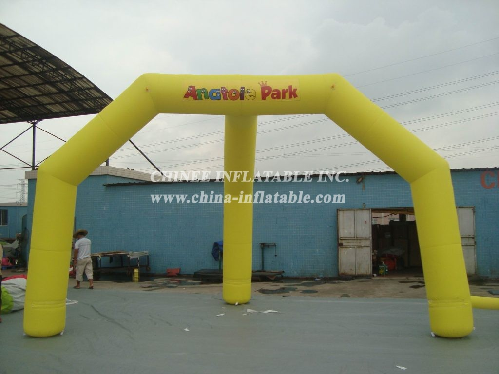 Arch2-041  Inflatable Arches