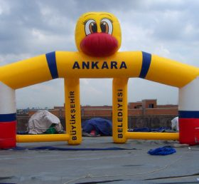 Arch2-038 Inflatable Arches