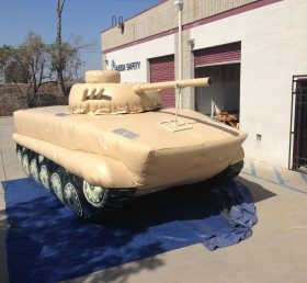 SI1-011 Inflatable BMP-2 Tank