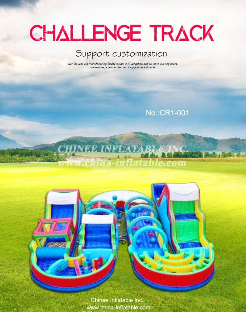 CR1-001 - Chinee Inflatable Inc.