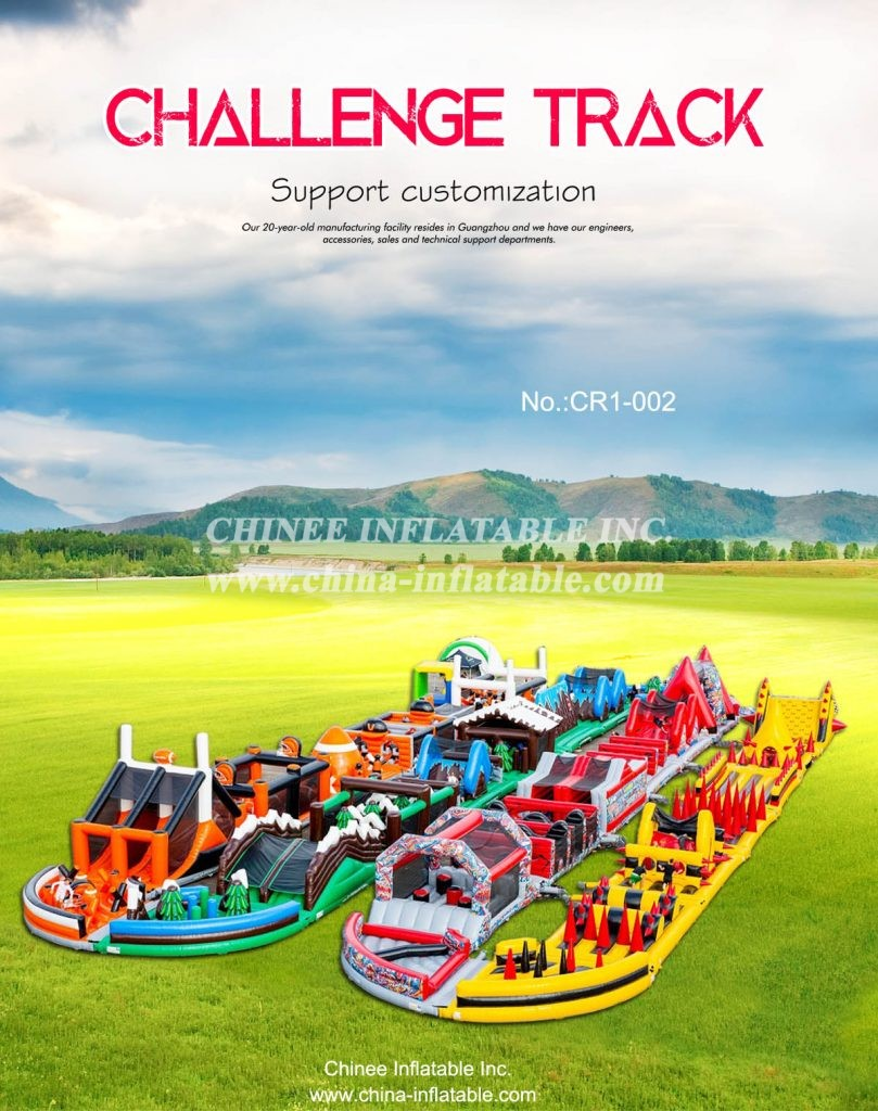 CR1-002 - Chinee Inflatable Inc.