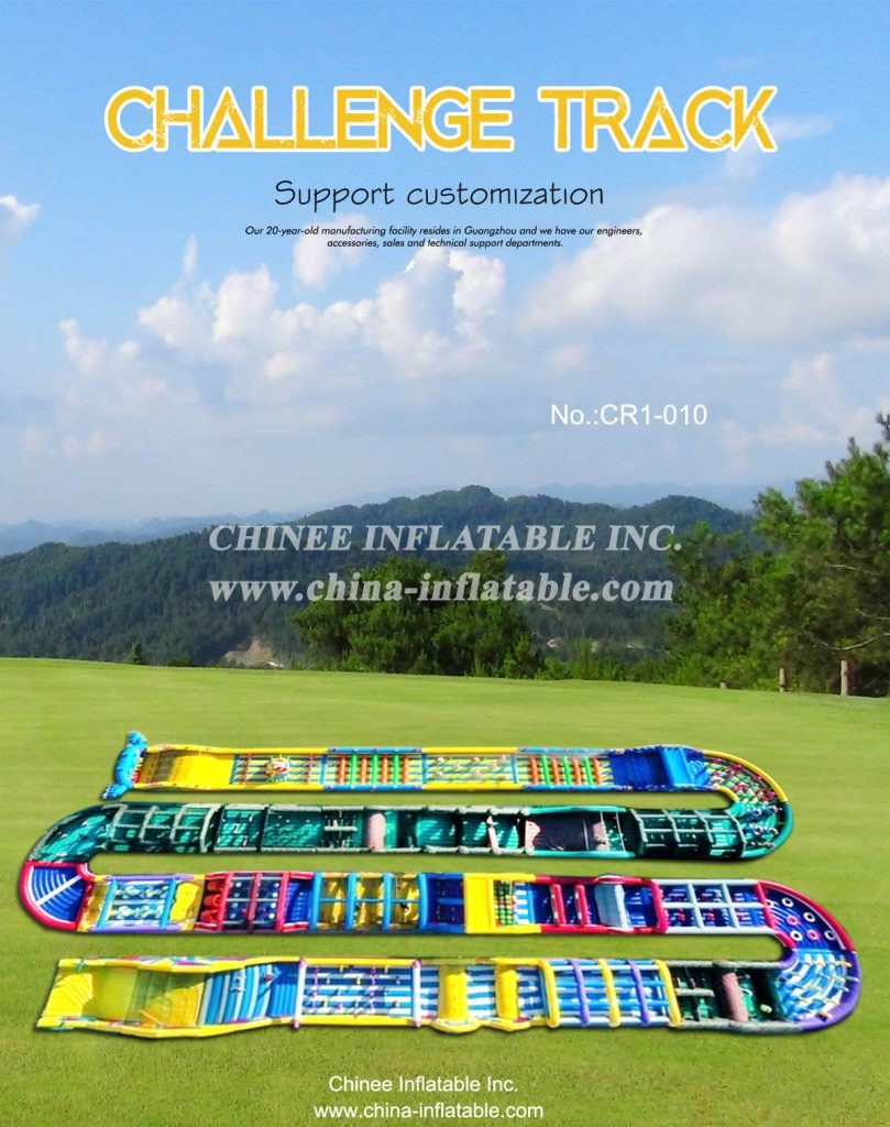 CR1-010 - Chinee Inflatable Inc.