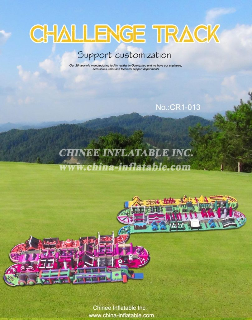 CR1-013 - Chinee Inflatable Inc.