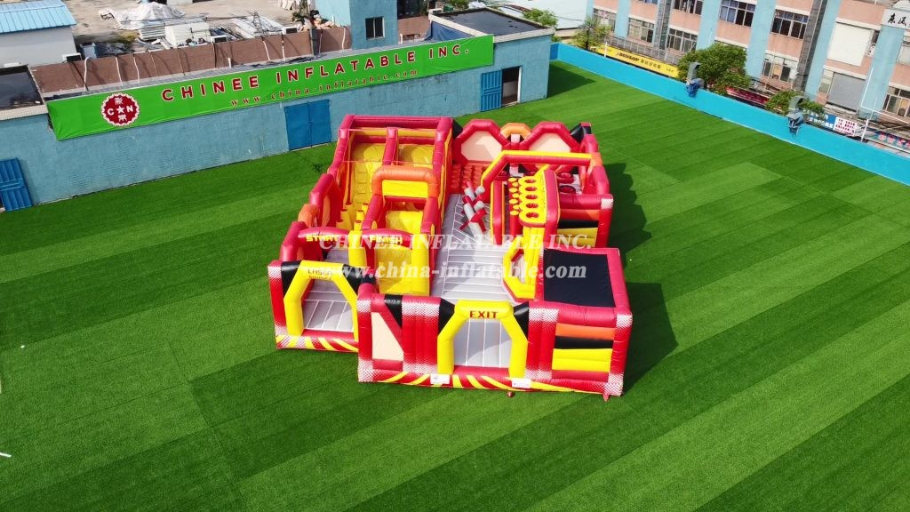GF2-042 Commercial grade inflatable funcity