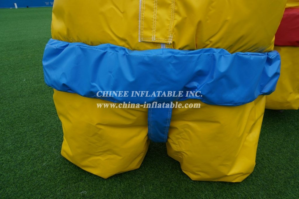 SS1-3 Adult Sumo Suits