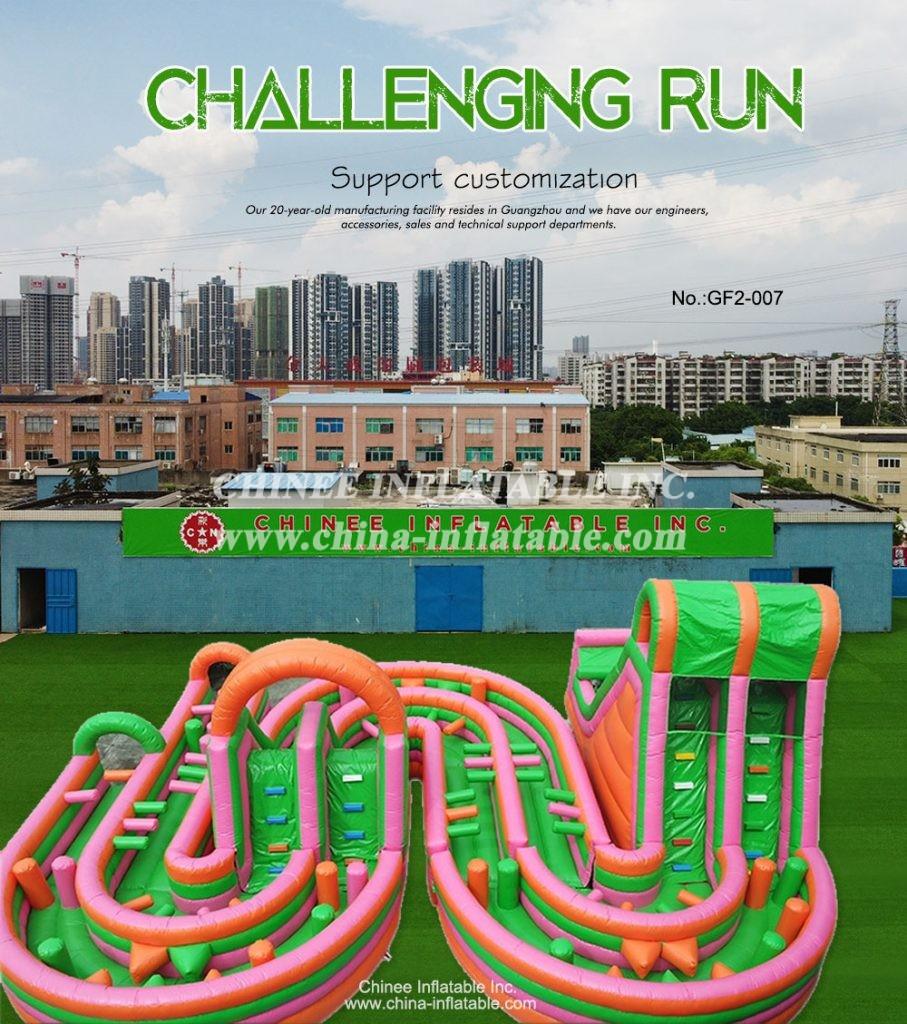 GF2-007 - Chinee Inflatable Inc.