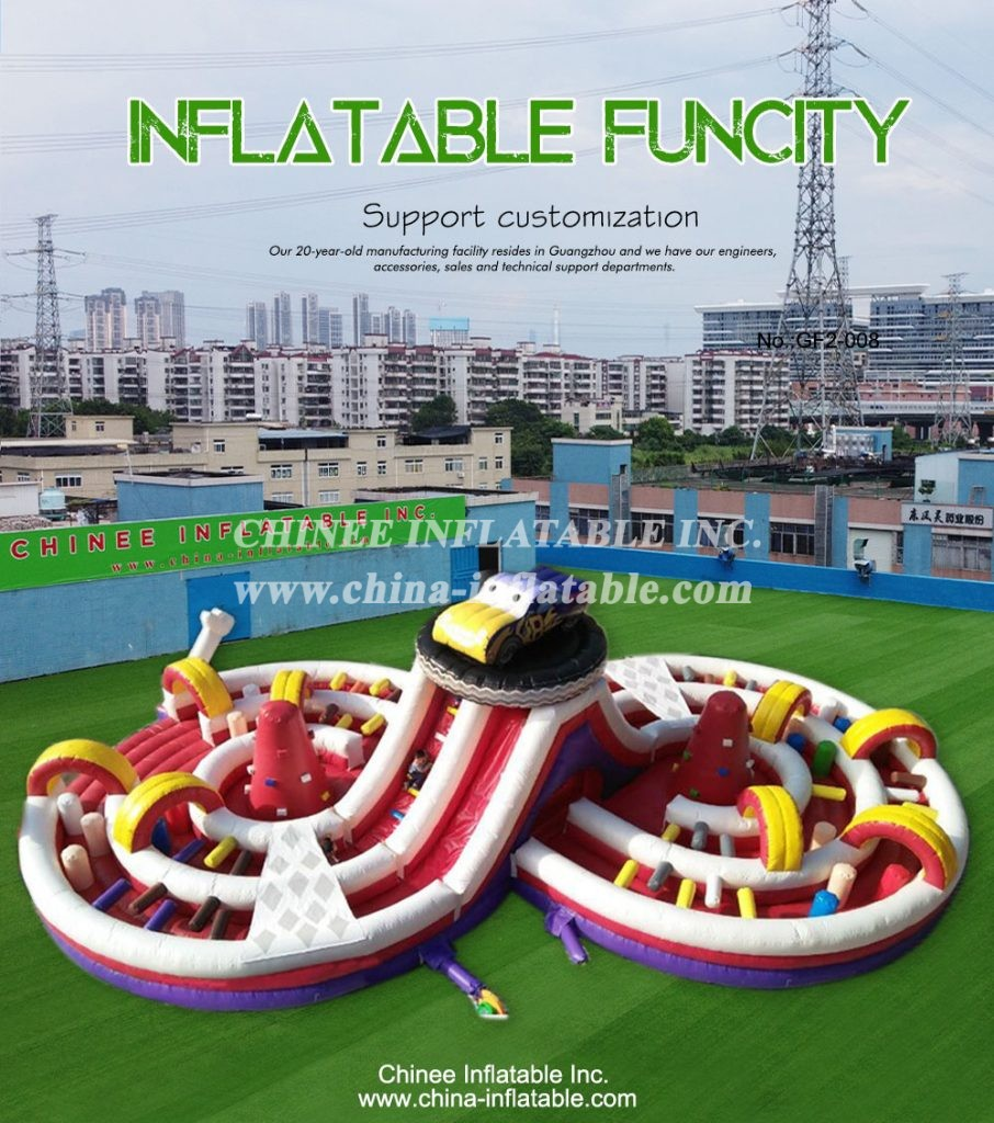 GF2-008 - Chinee Inflatable Inc.