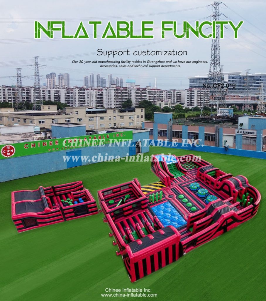 GF2-019 - Chinee Inflatable Inc.