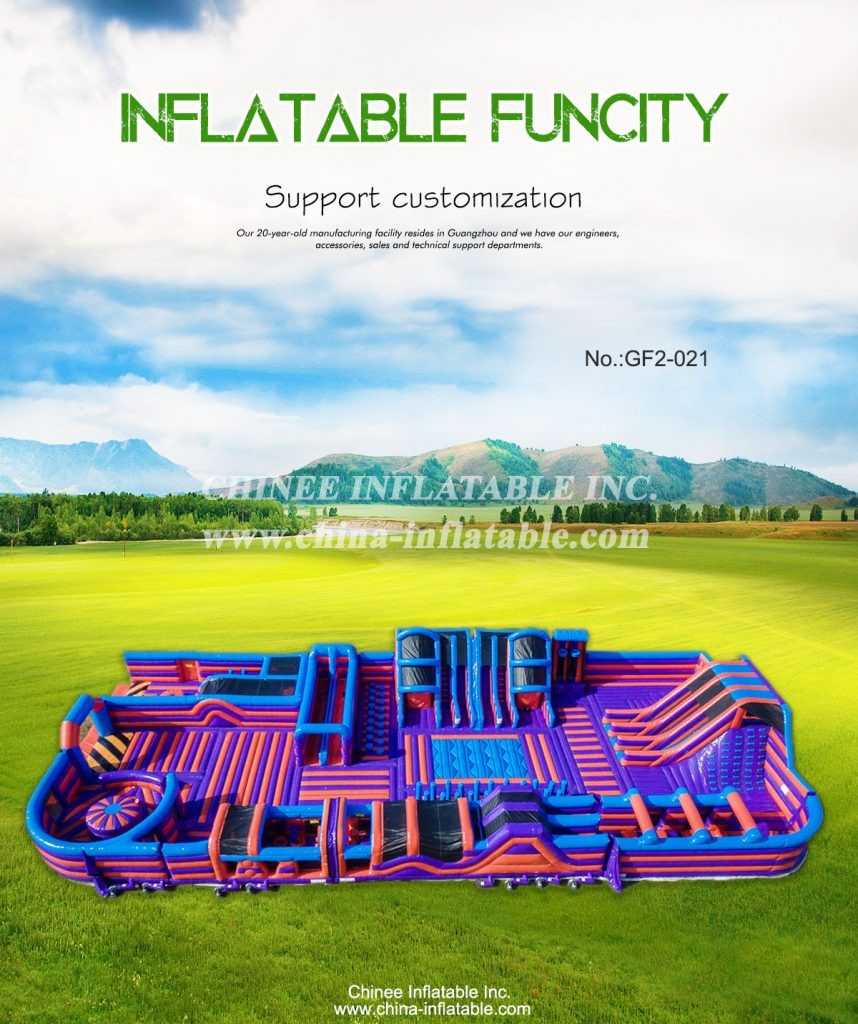 GF2-021 - Chinee Inflatable Inc.