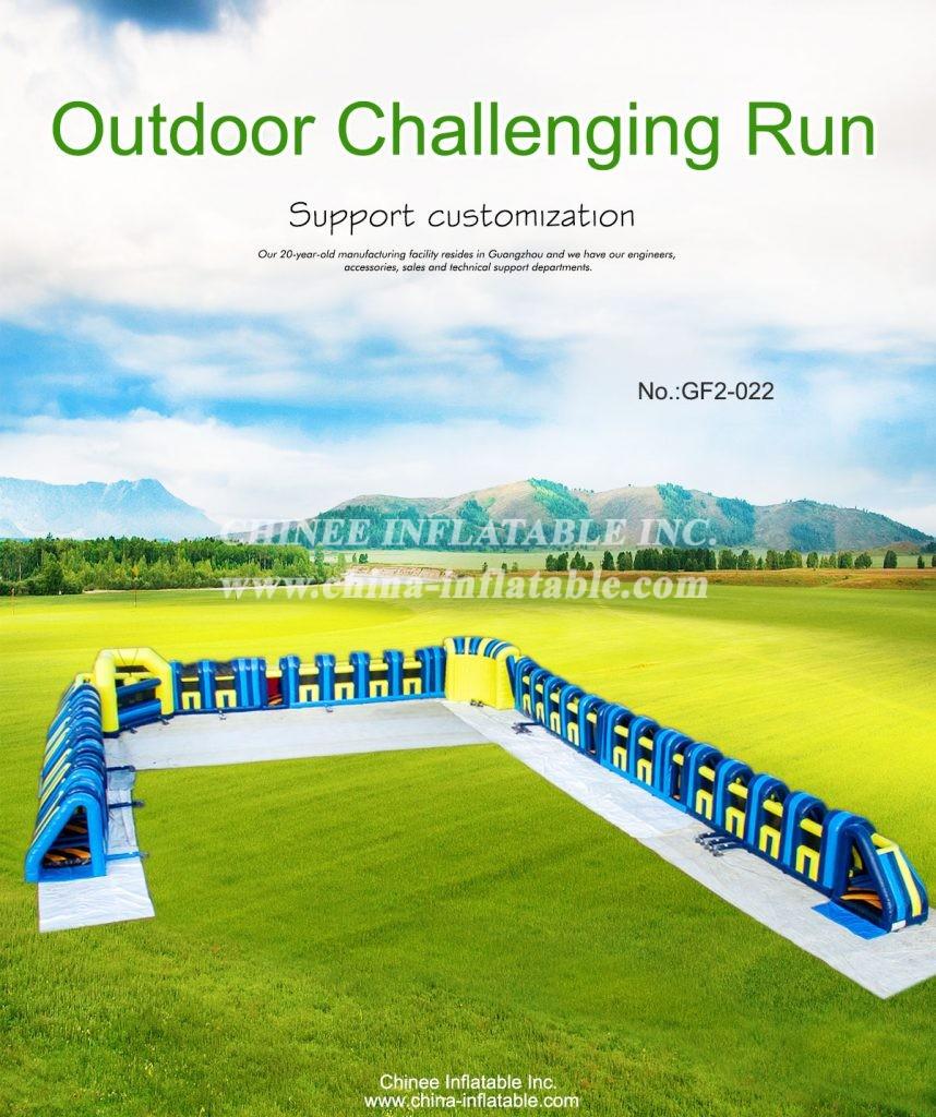 GF2-022 - Chinee Inflatable Inc.