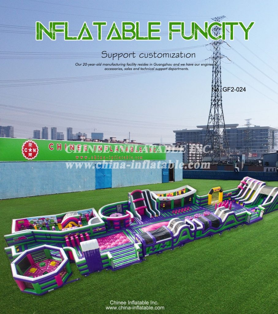 GF2-024 - Chinee Inflatable Inc.