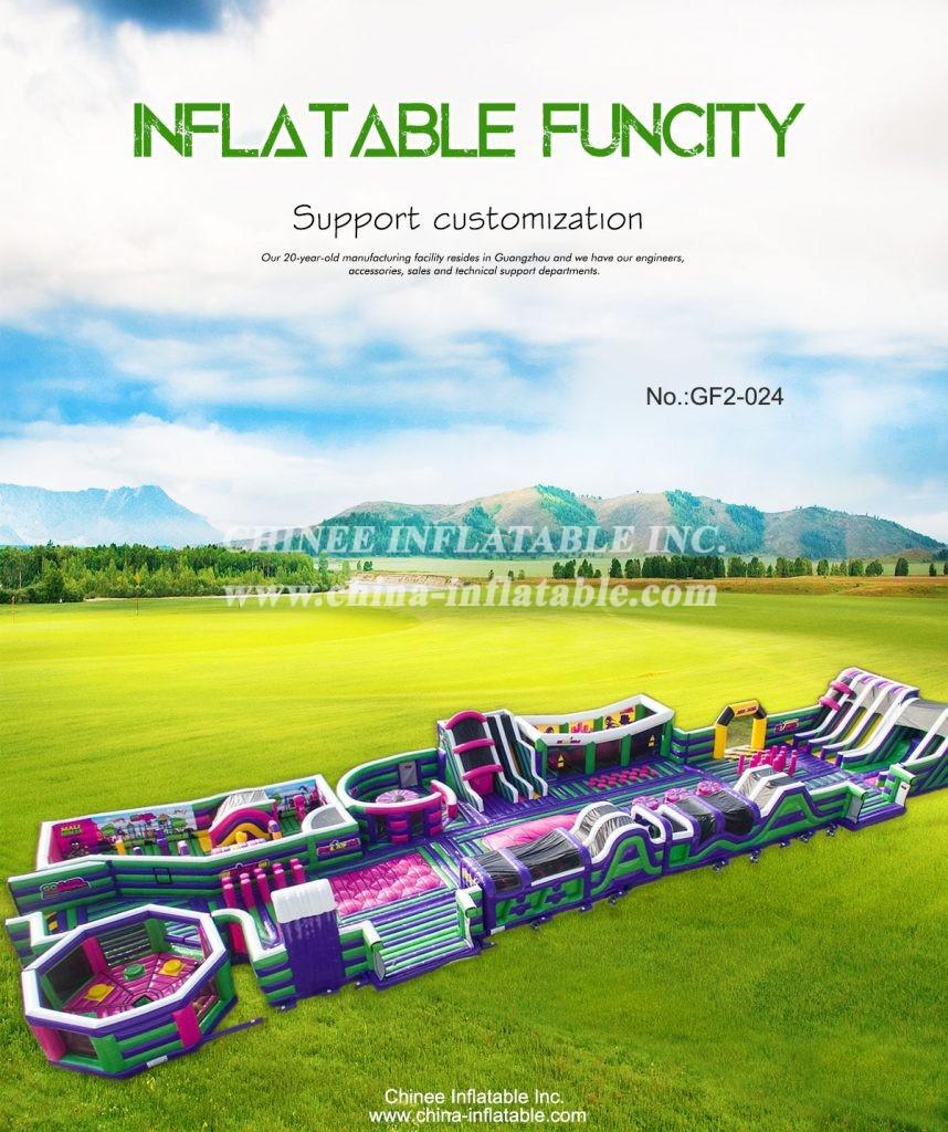 GF2-024 - Chinee Inflatable Inc.