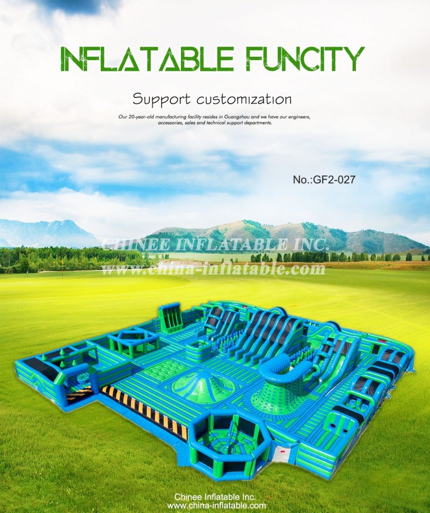 GF2-027 - Chinee Inflatable Inc.