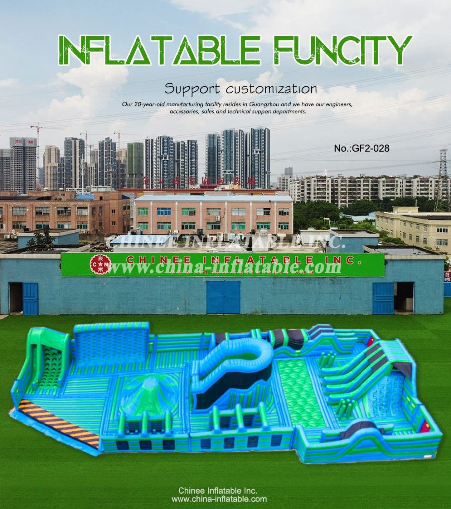 GF2-028 - Chinee Inflatable Inc.