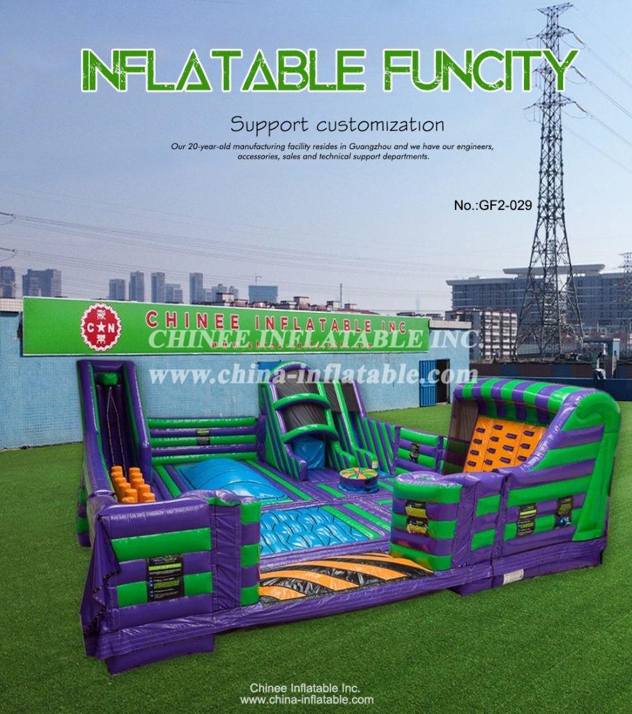 GF2-029 - Chinee Inflatable Inc.