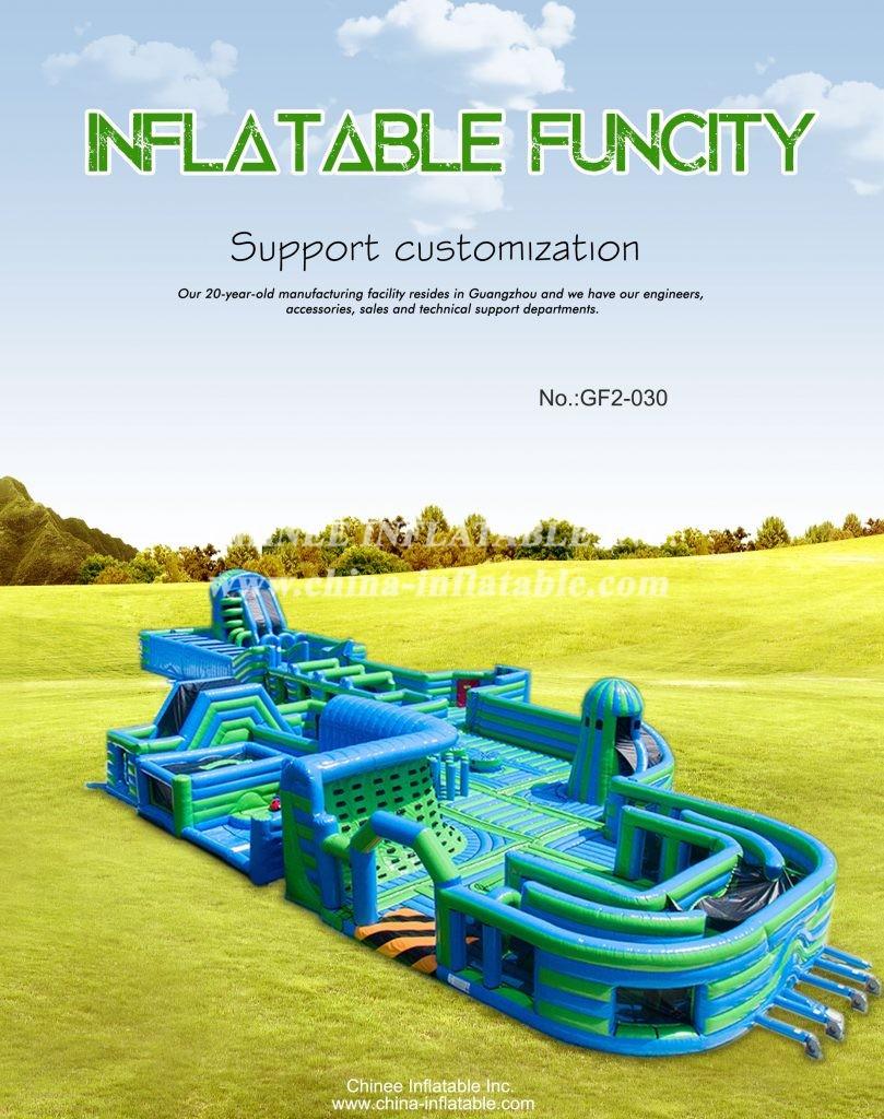 GF2-030 - Chinee Inflatable Inc.