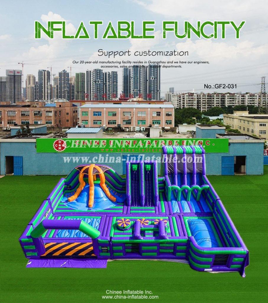 GF2-031 - Chinee Inflatable Inc.