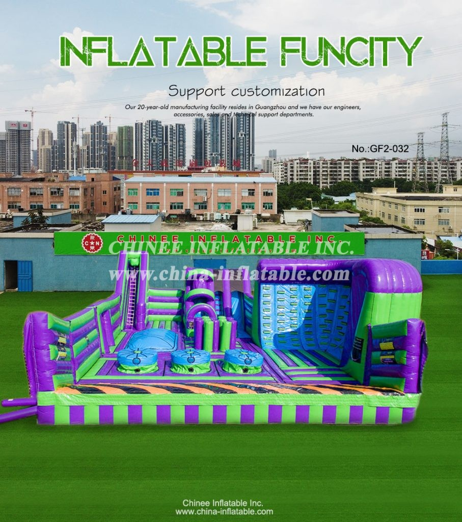 GF2-032 - Chinee Inflatable Inc.