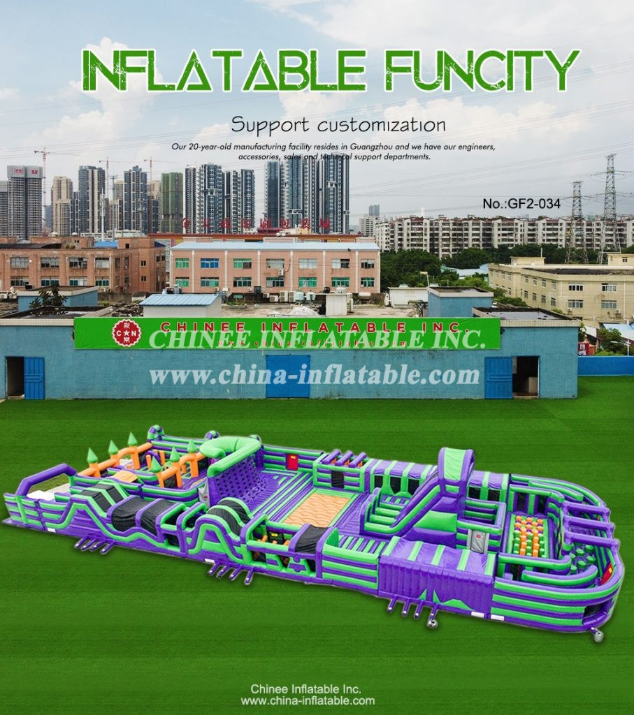 GF2-034 - Chinee Inflatable Inc.