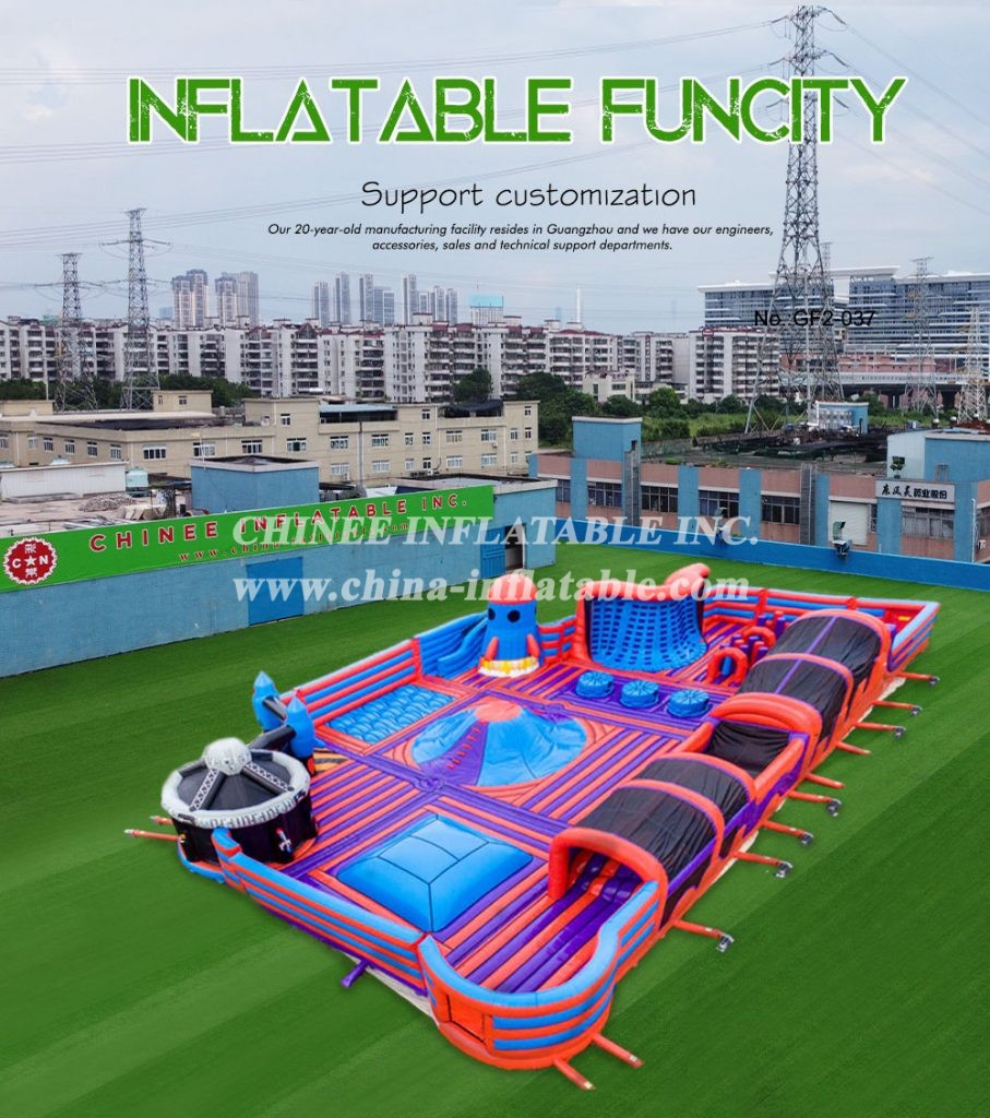 GF2-037 - Chinee Inflatable Inc.