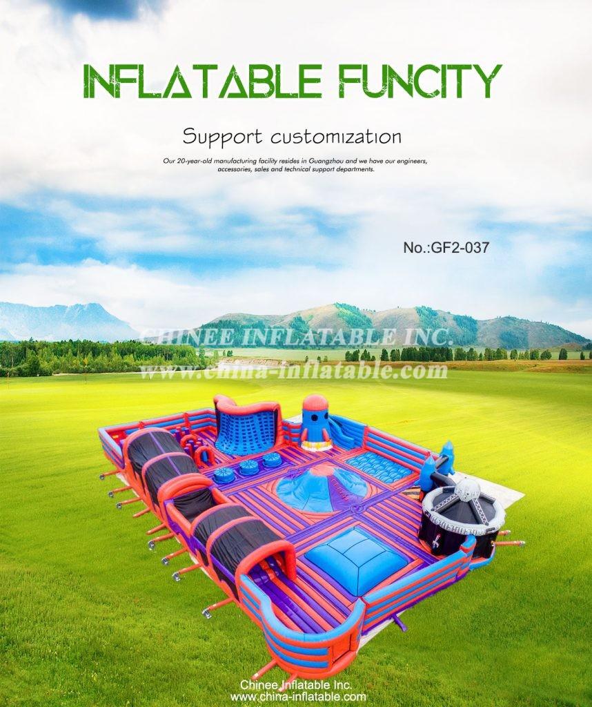 GF2-037 - Chinee Inflatable Inc.