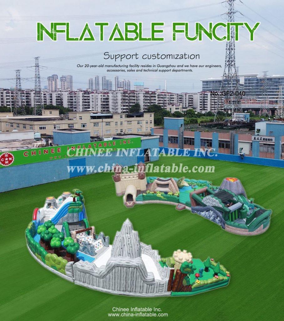 GF2-040 - Chinee Inflatable Inc.
