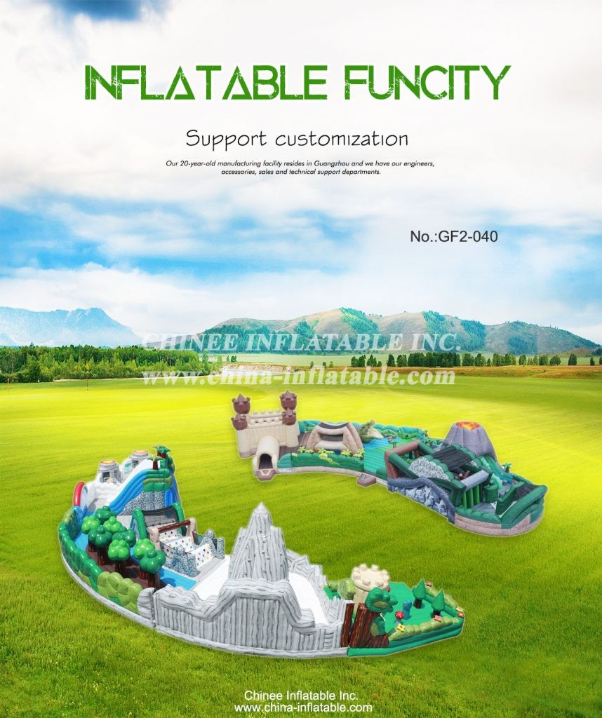 GF2-040 - Chinee Inflatable Inc.