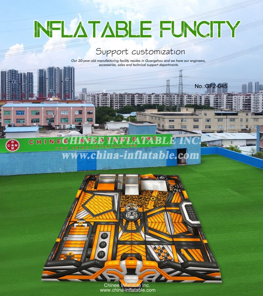 GF2-045 - Chinee Inflatable Inc.