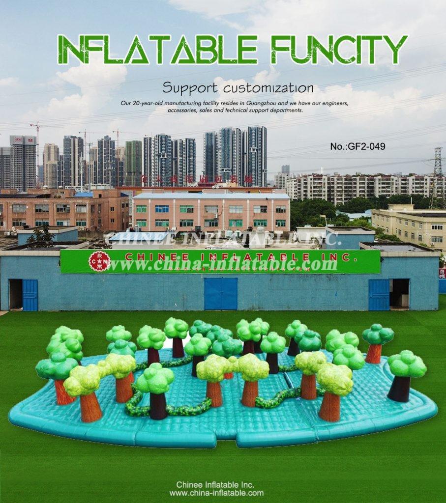 GF2-049 - Chinee Inflatable Inc.