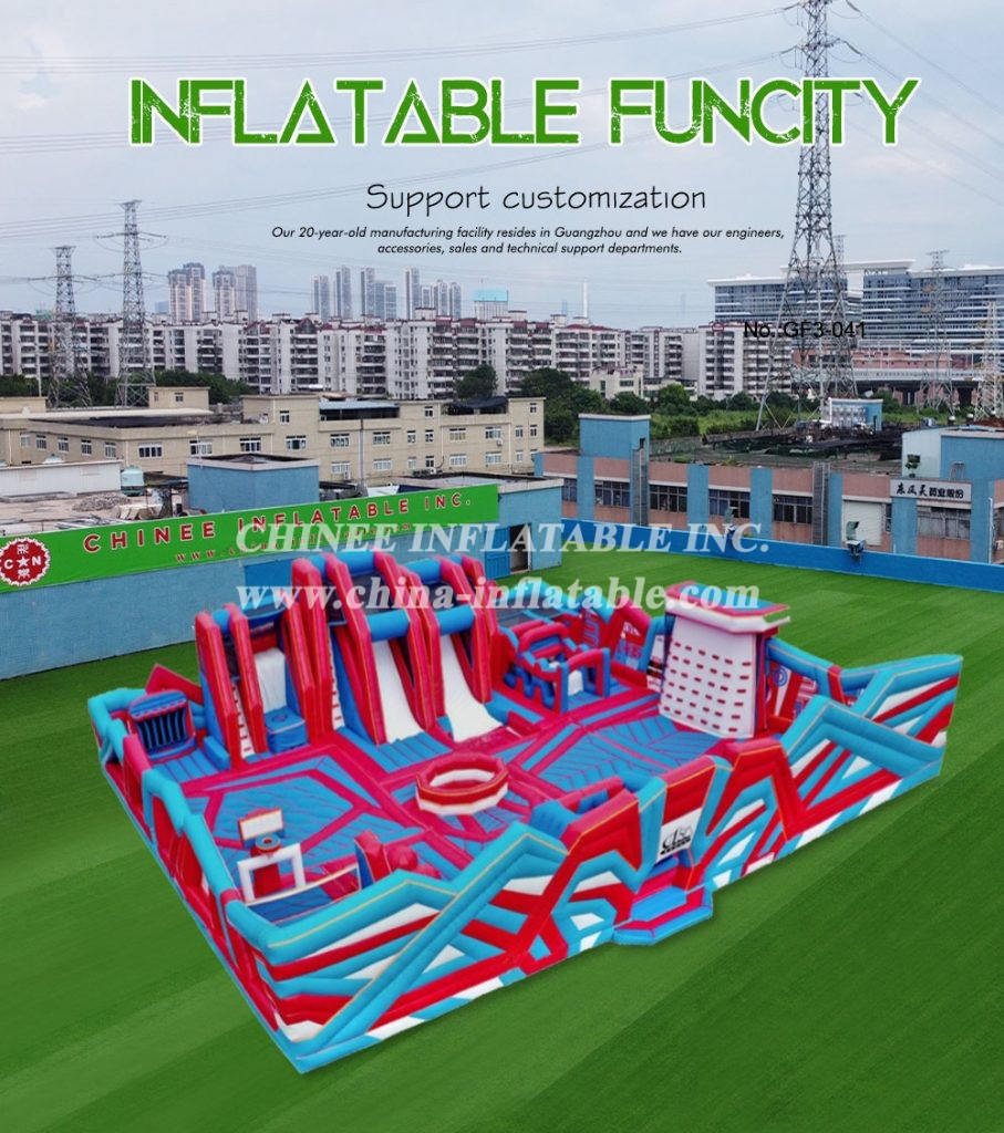 GF3-041 - Chinee Inflatable Inc.
