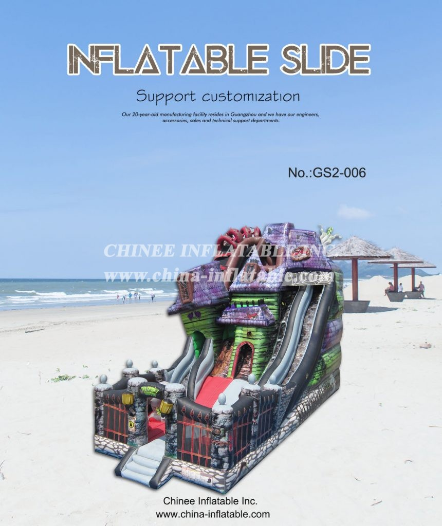 GS2-006 - Chinee Inflatable Inc.