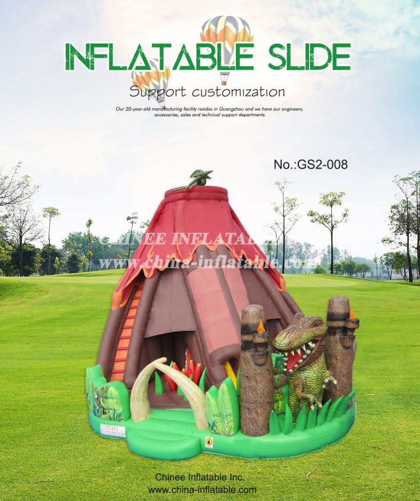 GS2-008 - Chinee Inflatable Inc.