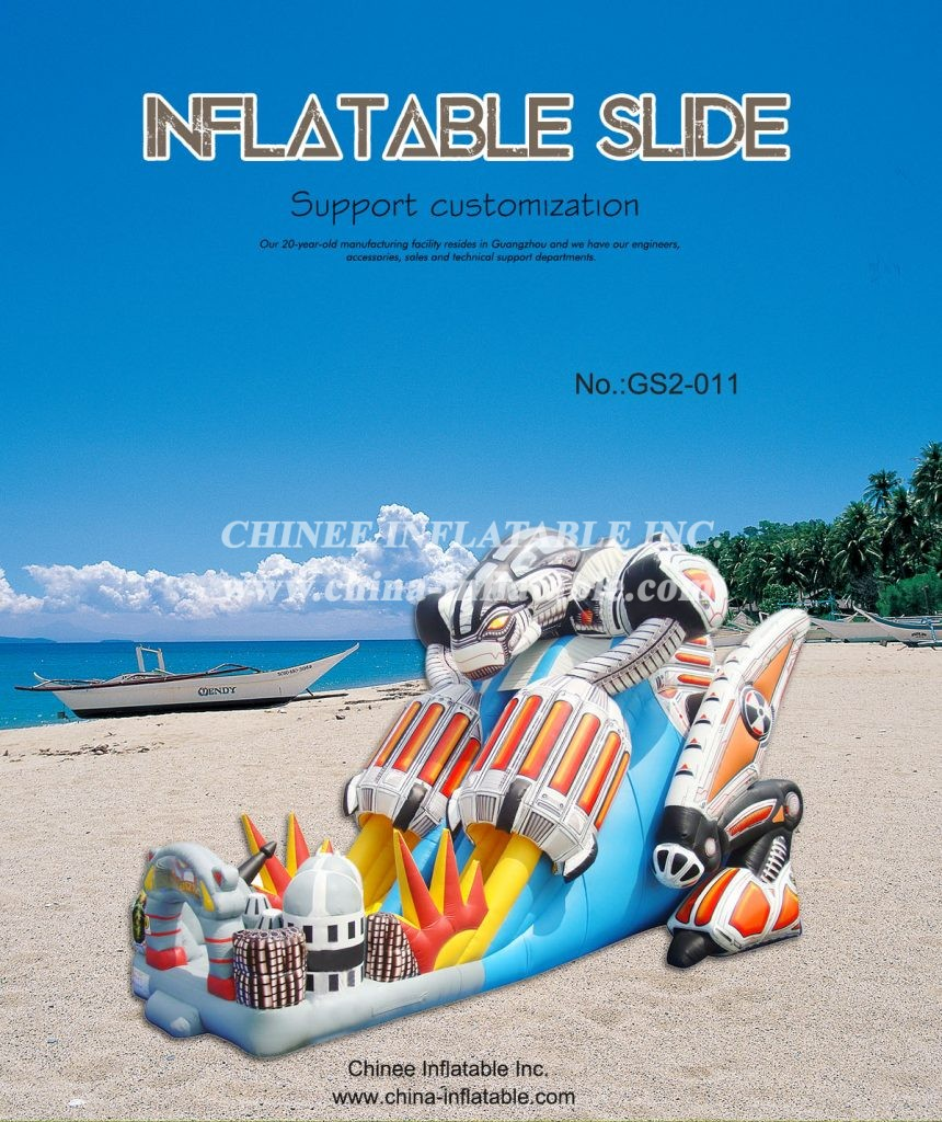 GS2-011 - Chinee Inflatable Inc.