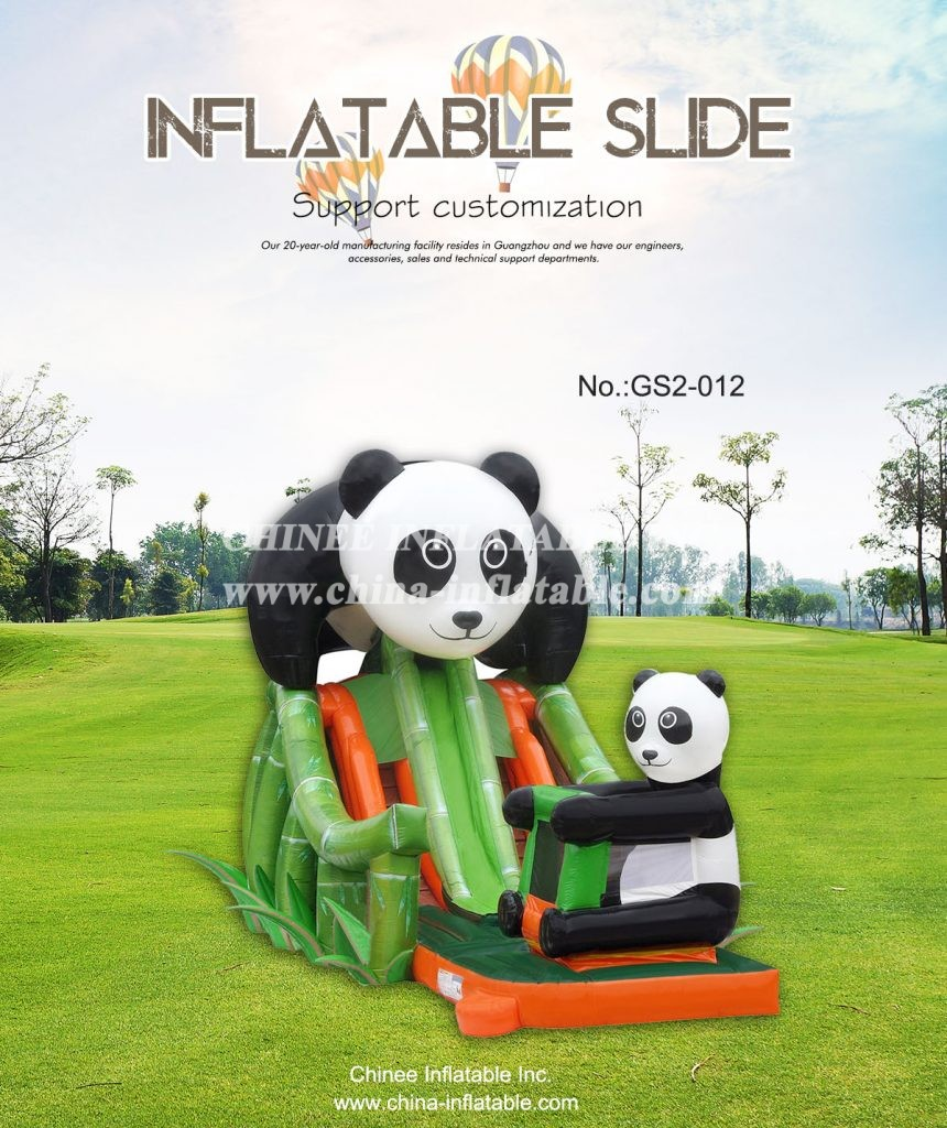 GS2-012 - Chinee Inflatable Inc.