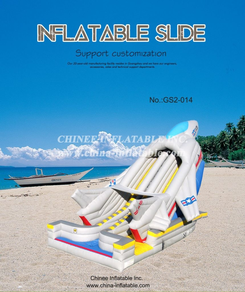 GS2-014 - Chinee Inflatable Inc.