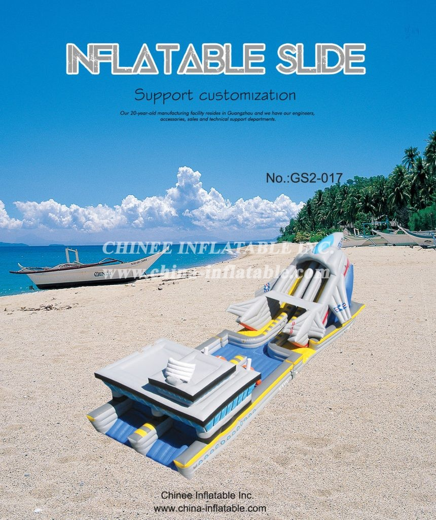 GS2-017 - Chinee Inflatable Inc.