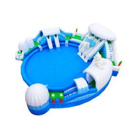 Pool2-720 Ice and snow world