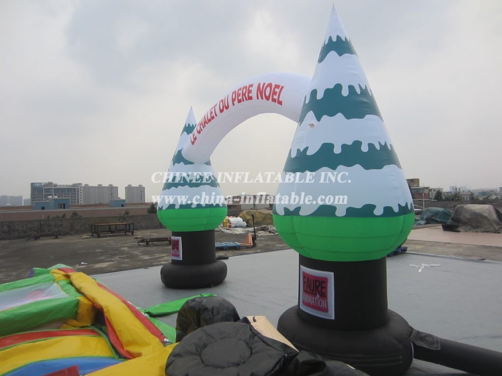 Arch2-034 Inflatable Arches