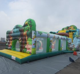 IS2-001 Inflatable Slides