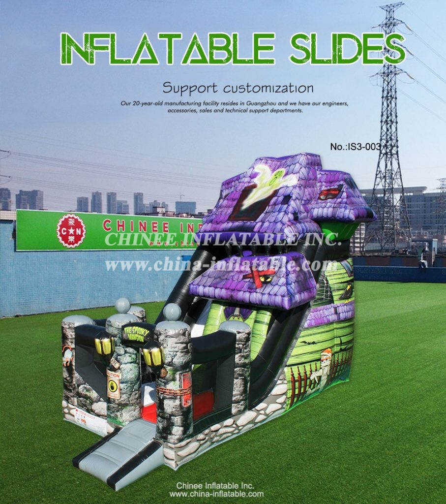 IS3-003 - Chinee Inflatable Inc.