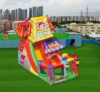 IS3-004 Inflatable Slides Fun House Slide