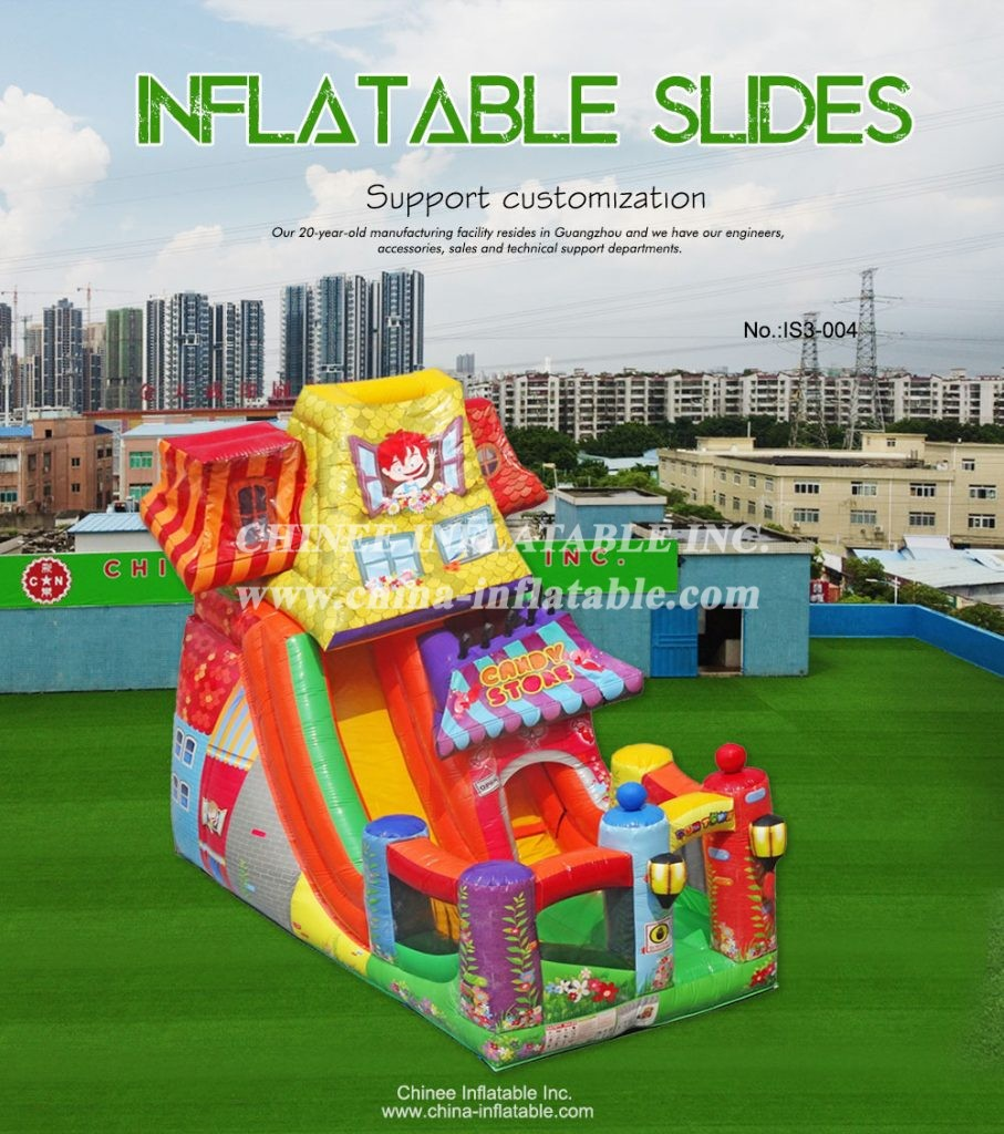 IS3-004 - Chinee Inflatable Inc.