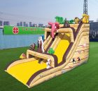 IS3-005 Inflatable Slides Noah's Ark Slide