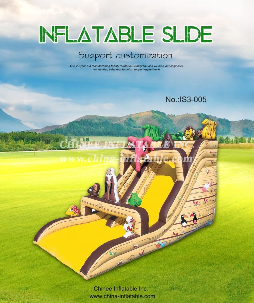 IS3-005 - Chinee Inflatable Inc.