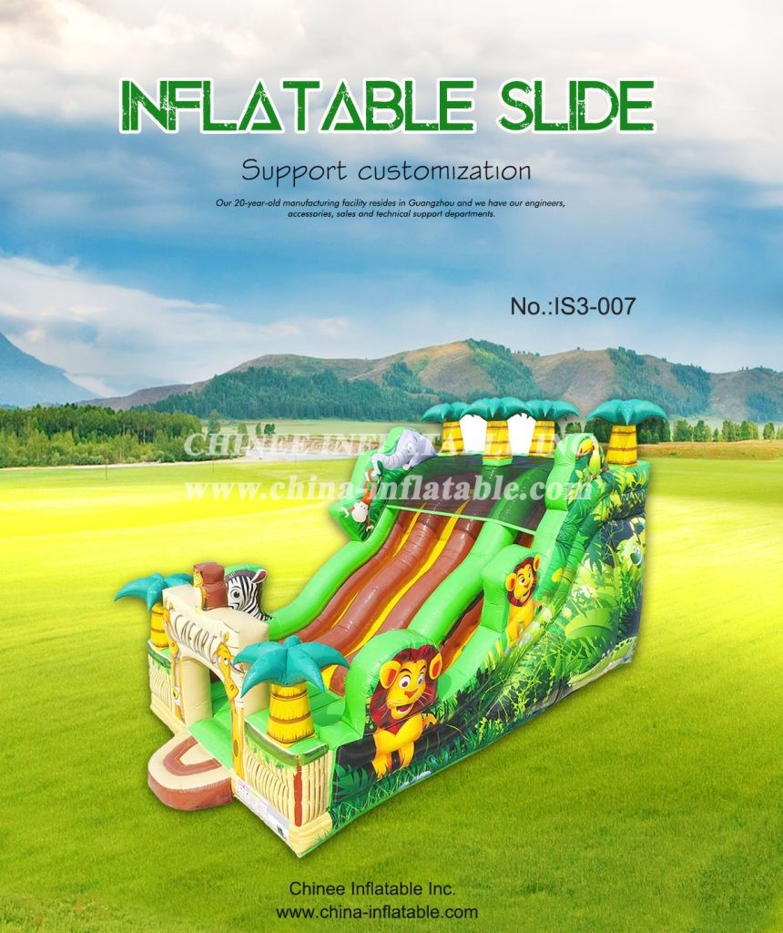 IS3-007 - Chinee Inflatable Inc.