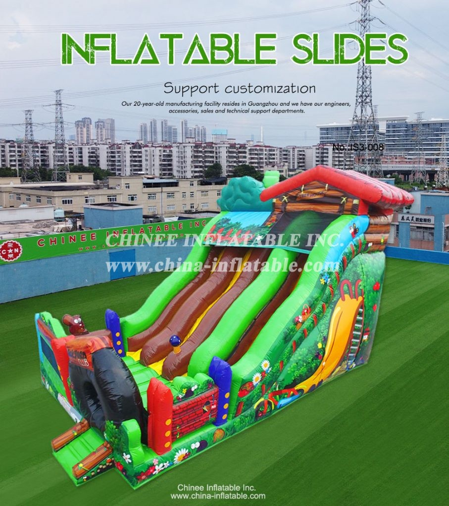 IS3-008 - Chinee Inflatable Inc.
