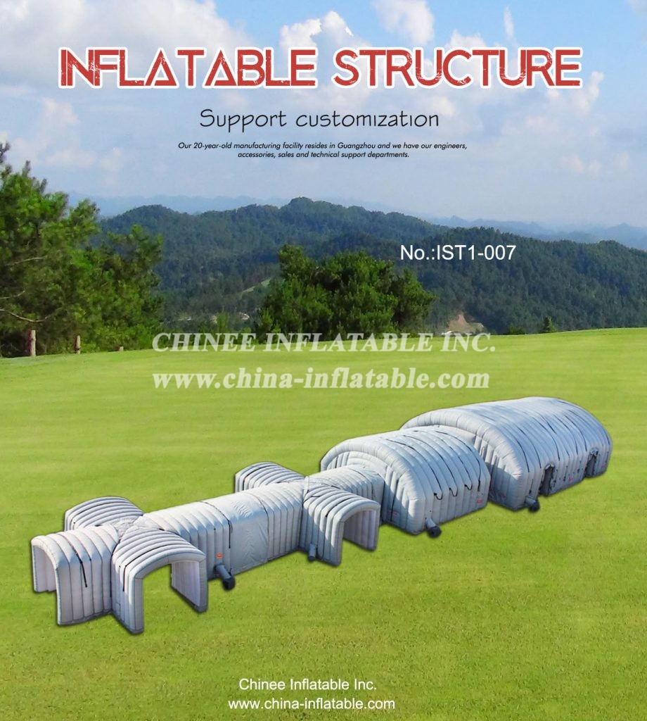 IST1-007 - Chinee Inflatable Inc.