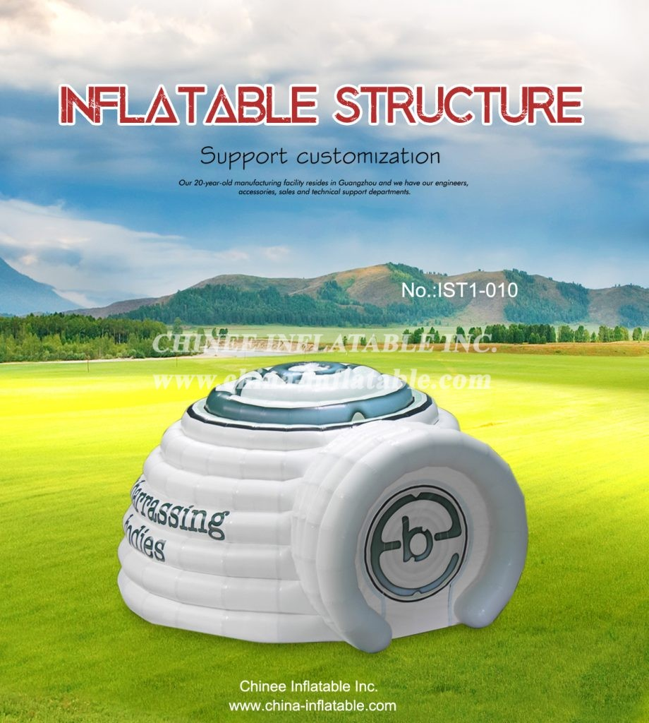 IST1-010 - Chinee Inflatable Inc.