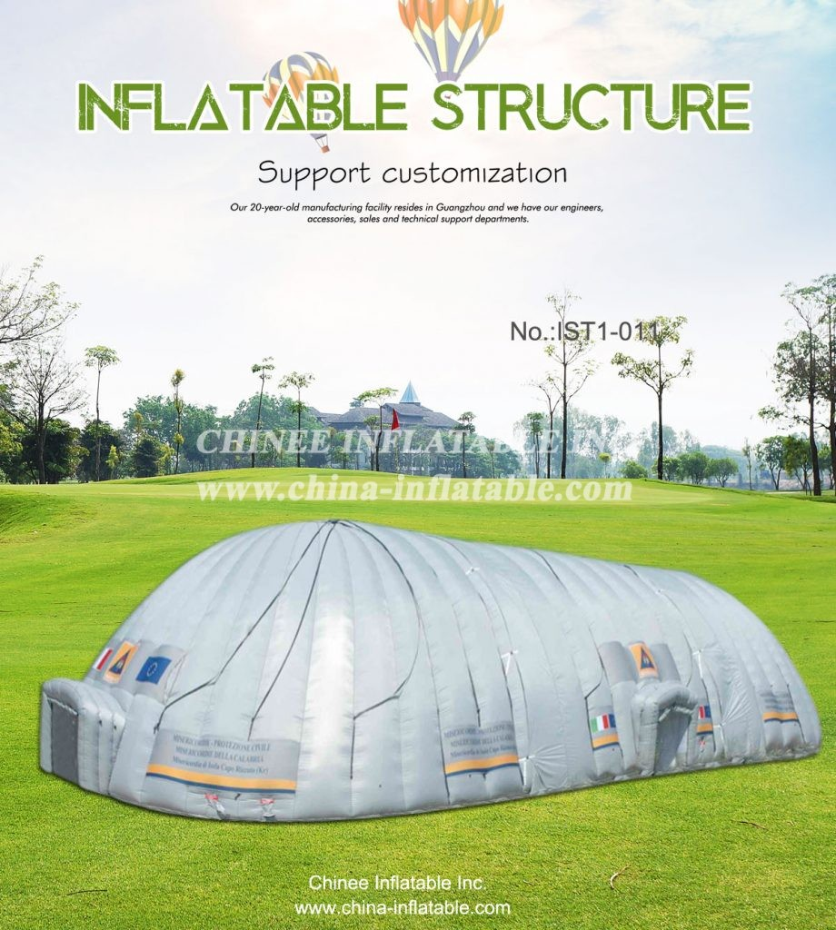 IST1-011 - Chinee Inflatable Inc.